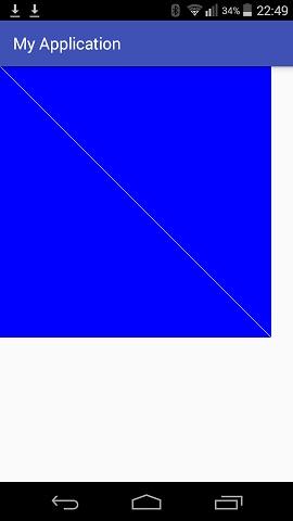 viewにbitmapを表示してグラフィックス
